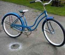 alice's bike