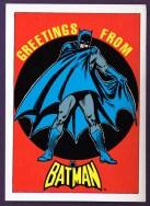 batman bd card