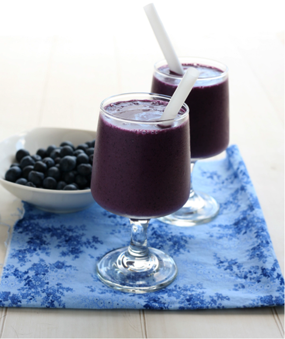Image Source: http://eclecticrecipes.com/blueberry-banana-smoothie