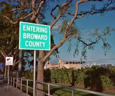 broward county sign