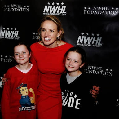 The NWHL Finally Offers Women A (Paid) Hockey League Of Their Own