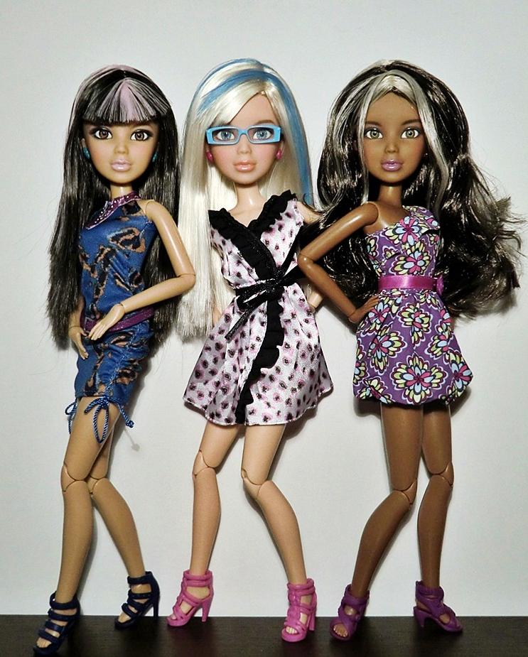 LIV Doll Spa Makeover Dolls