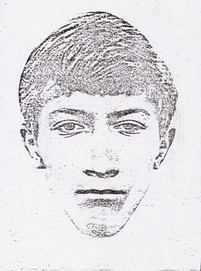 The Original Night Stalker, composite sketch
