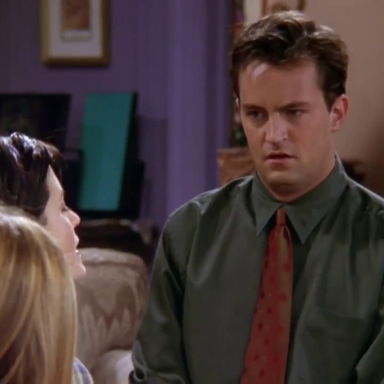 23 Perfectly Sarcastic Chandler Bing Quips To Feed Your Hopeless, Awkward, And Desperate For Love Soul