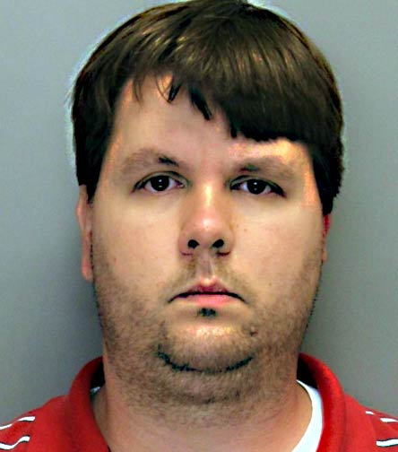 Justin Ross Harris. Photograph courtesy of Cobb County Jail.