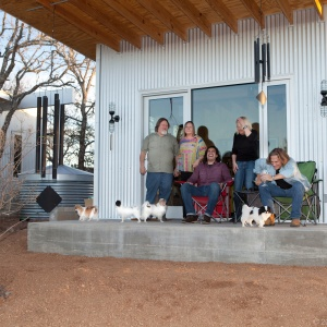 Group Of 'Besties' Builds Sustainable Village Where They All Live Together