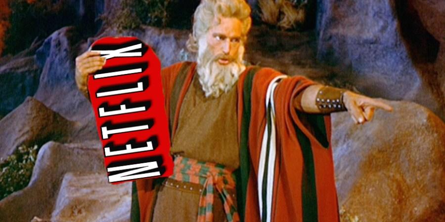 The 10 Commandments Of Borrowing Someone Else's NetflixAccount