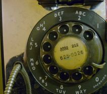 phone pay phone rotary