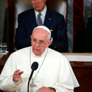 5 Important Things To Take Away From Pope Francis' Address To Congress