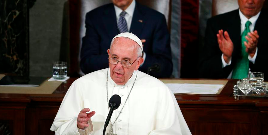 5 Important Things To Take Away From Pope Francis' Address ToCongress