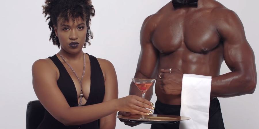 Brooklyn Rapper 'Miss Eaves' Is Here To Flip Expected Gender Roles In This Sexually Charged MusicVideo