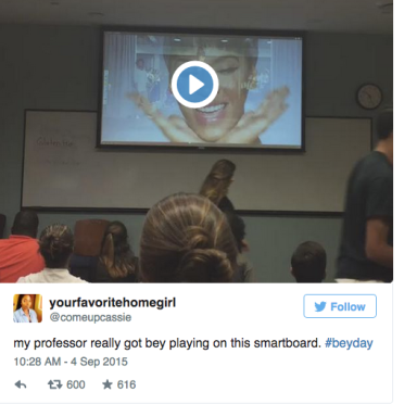 18 Tweets That Sum Up The Fabulous Glory That Was #BeyDay