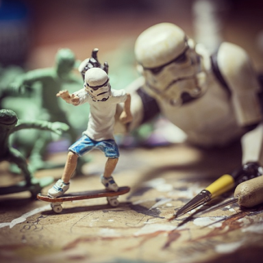 Stormtroopers Are Millennials Too! Instagram Account Documents The Beautiful Life Of A Trooper On Earth
