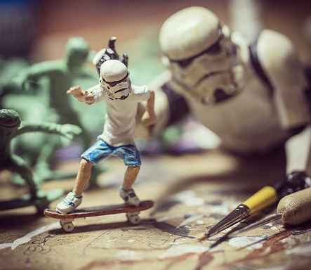 Stormtroopers Are Millennials Too! Instagram Account Documents The Beautiful Life Of A Trooper OnEarth