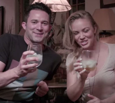 This Couple Drank Whiskey, Wine, And Vodka, And Made The Best Drunken Wedding Video Ever
