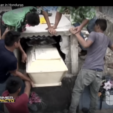 Family Accidentally Buries Teenager Alive After Thinking She Was Killed By A Demon