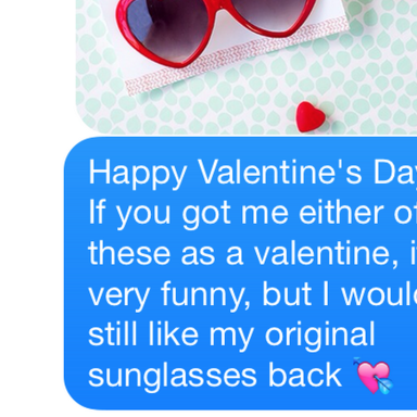 This Guy Messaged A Girl For Almost A Year Asking To Get His Sunglasses Back, And You Won't Believe Her Response