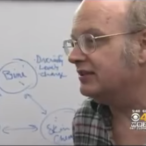 This Scientist Hasn't Bathed In 12 Years And Thinks You Should Follow His Lead