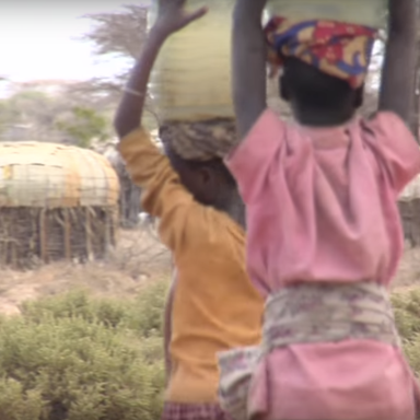 There's A Village In Kenya Where Men Are Not Allowed And It's Actually Really Awesome