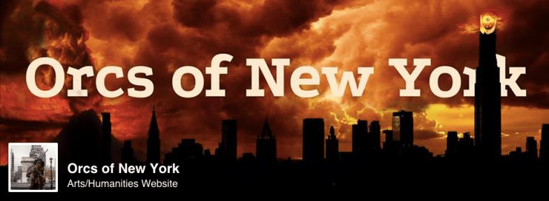 Facebook / Orcs Of New York