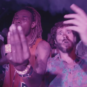 Lil Dicky's '$ave Dat Money' New Music Video Is Literally The Best Thing You'll See All Day