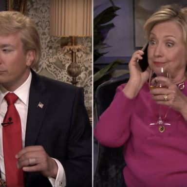 Watch 'Donald Trump' Dish Out Some Hilarious Campaign Advice To Hillary Clinton