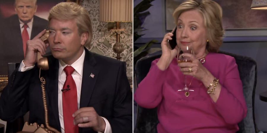 Watch 'Donald Trump' Dish Out Some Hilarious Campaign Advice To HillaryClinton
