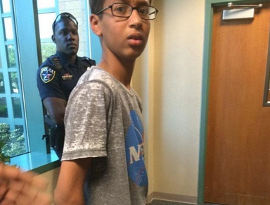 24 Of The Best Twitter Responses To The #IStandWithAhmed Movement