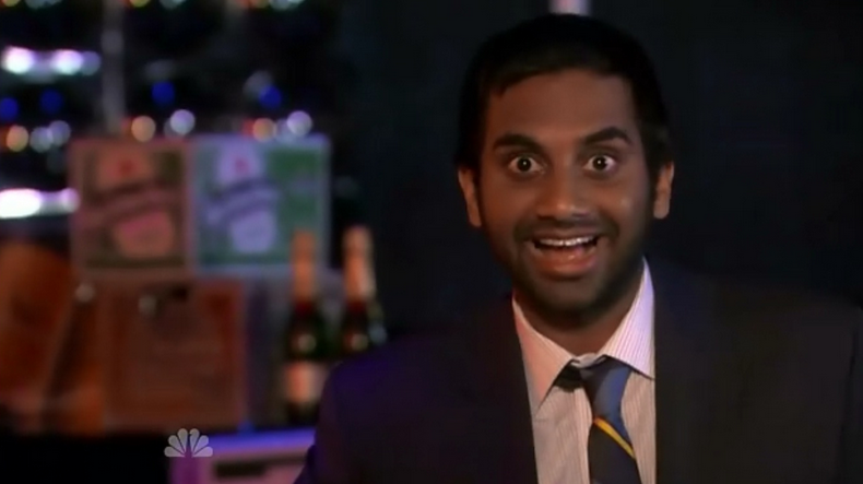 19 Times Aziz Ansari's Twitter Was More Entertaining Than Anyone Else's Ever