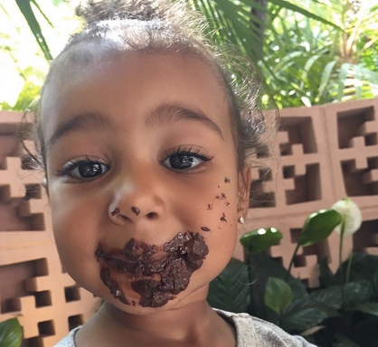 14 Adorable Photos That Show Why Cute Baby North Is The Only Kardashian We CareAbout
