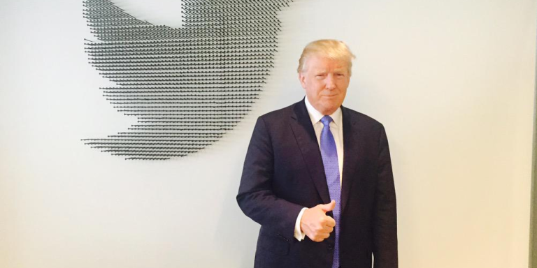 26 Sick Burn Tweets That Made #AskTrump The Most Hilarious Thing You'll See AllDay