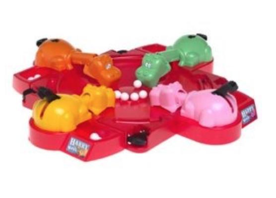 Amazon / Hungry Hungry Hippo