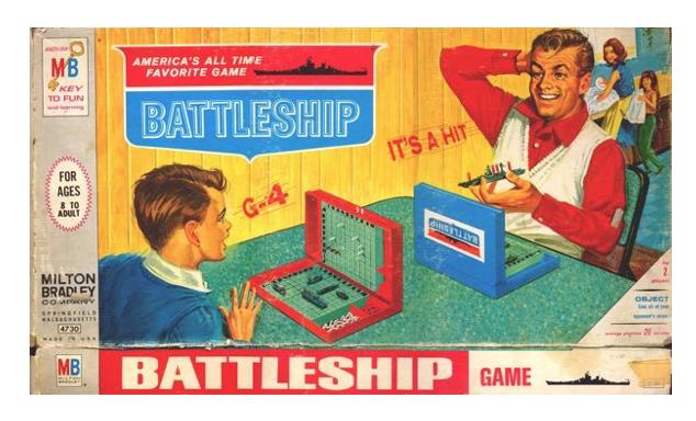 Amazon / Battleship
