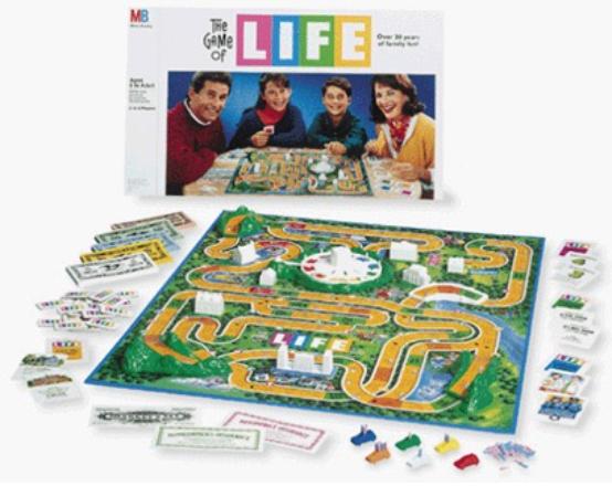 Amazon / Game Of Life