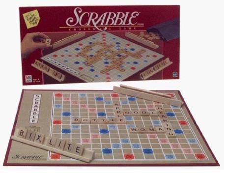 Amazon / Scrabble