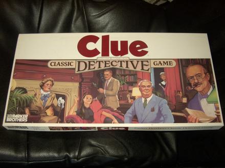 Amazon / Clue