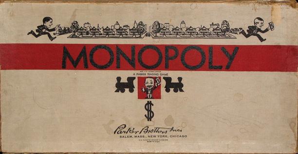 Amazon / Monopoly
