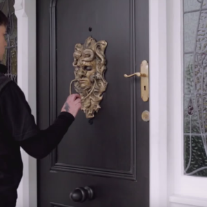 This Scary Video Will Make You Think Twice About Knocking On Doors
