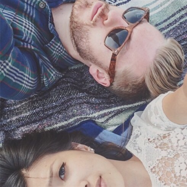 9 Things Only 'Asian Woman And Caucasian Man' Couples Will Understand