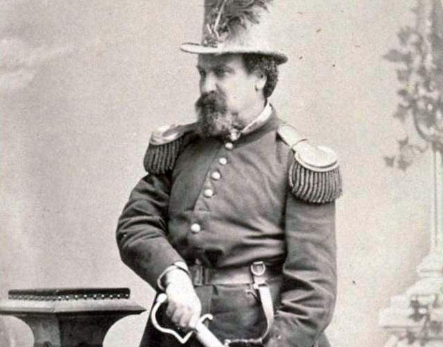 Emperor Joshua A. Norton via wiki commons