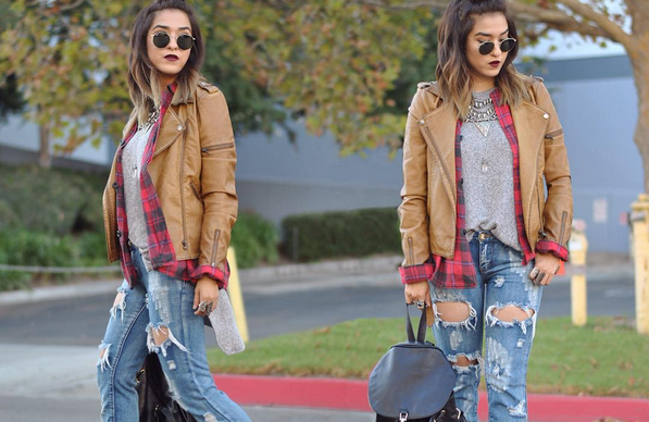 22 Stylish #FallFashion Instagrams To Prepare You For The First Day Of TheSeason