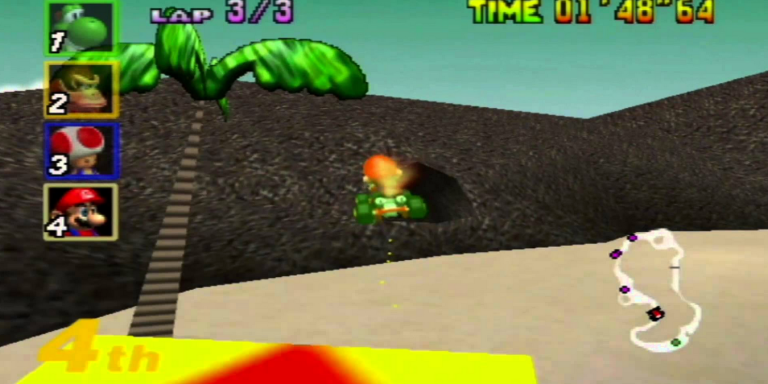 15 Very Specific Things Everyone Who Grew Up Playing Mario Kart Knows To BeTrue