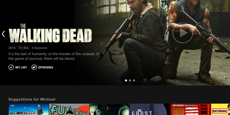 The Complete List Of Netflix's New Releases, October2015