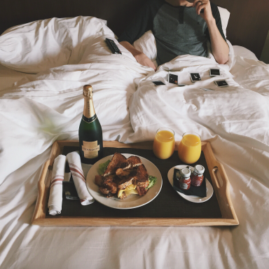 The Sexiest Time I Ever Stayed In A Hotel (Thanks To A Very Hot Hotel Waiter)