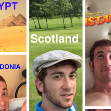 This Is How I'm Using Snapchat To Host My Own Travel TV Show