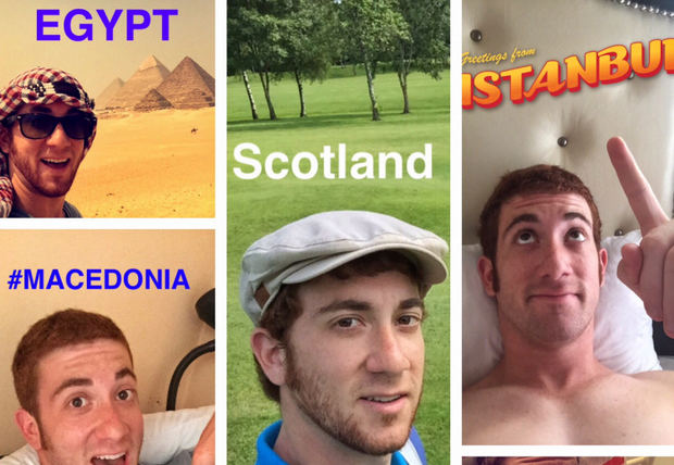 This Is How I'm Using Snapchat To Host My Own Travel TVShow