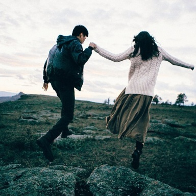 Why It's Okay To Marry Someone You Don't Know Completely