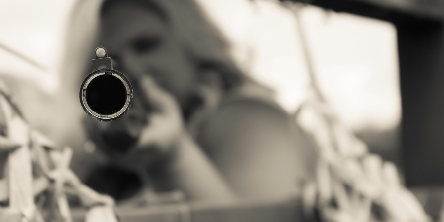 'Shots Fired': America Needs To Face The Truth About Guns And MentalIllness