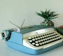 typewriter scm