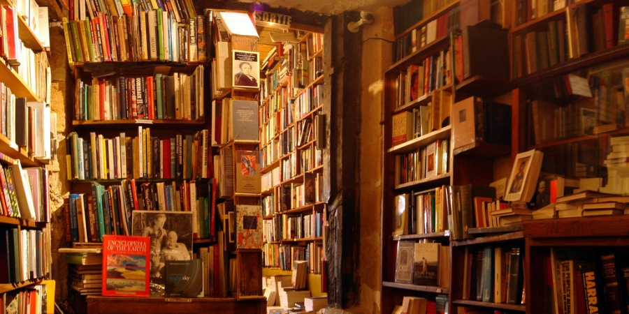 5 Obvious Indicators Of 'Book Obsessive Disorder' (AKA 'B.O.D.')